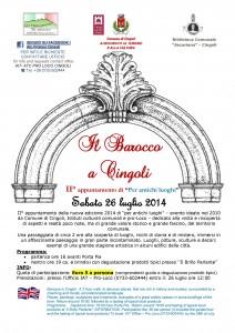 XAntichiLuoghi - 2.BAROCCO.2014