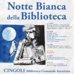 Notte Bianca della Biblioteca