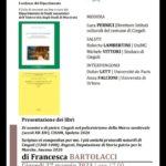 Cingoli medievale in due nuovi libri di Francesca Bartolacci